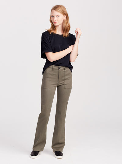 THE SCOUT PANT | OLIVE - SALE