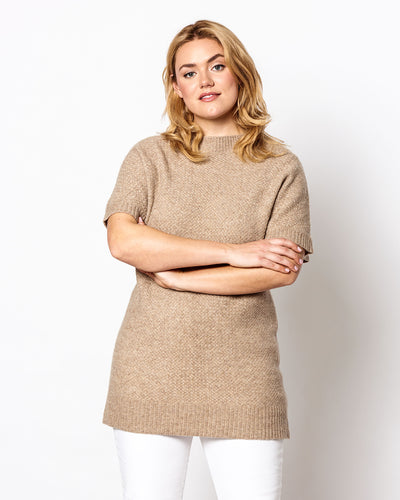 THE TEXTURED TUNIC - SALE