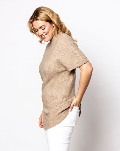 THE TEXTURED TUNIC