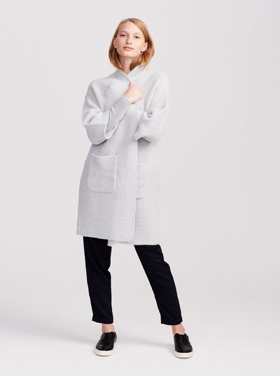 THE COCOON COAT - SALE