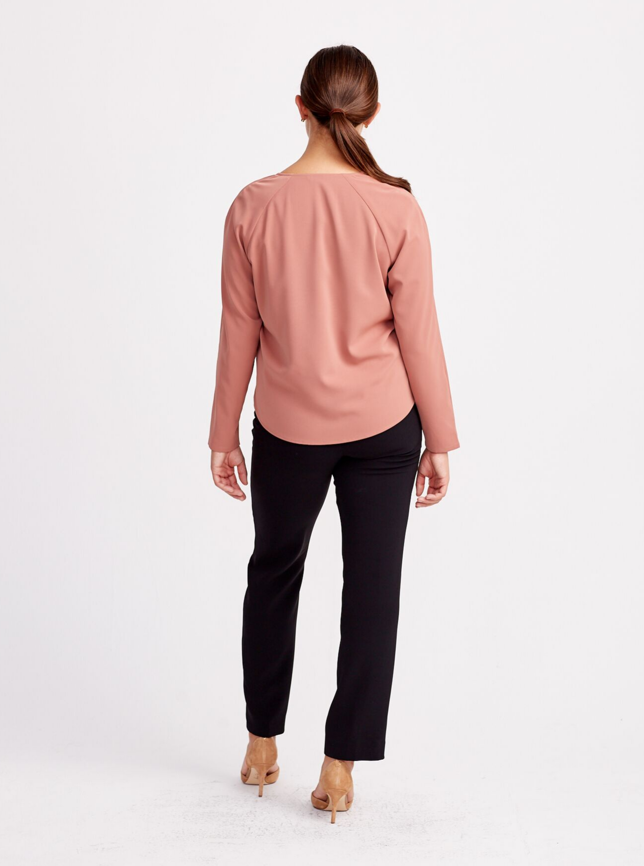 THE CROSSOVER BLOUSE 2.0 - SALE