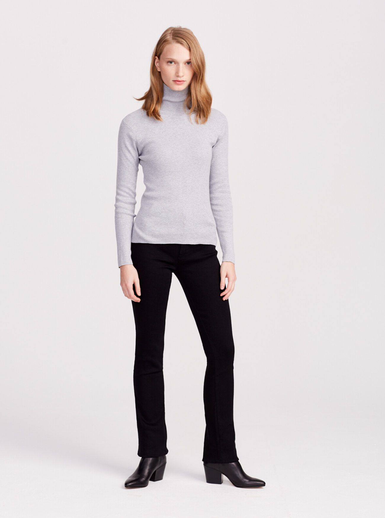 THE LAYERING TURTLENECK - SALE