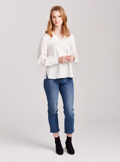 THE MODERN BLOUSE - SALE