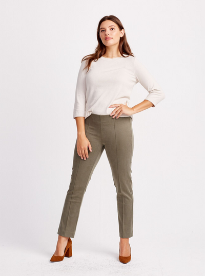 THE PINTUCK PANT