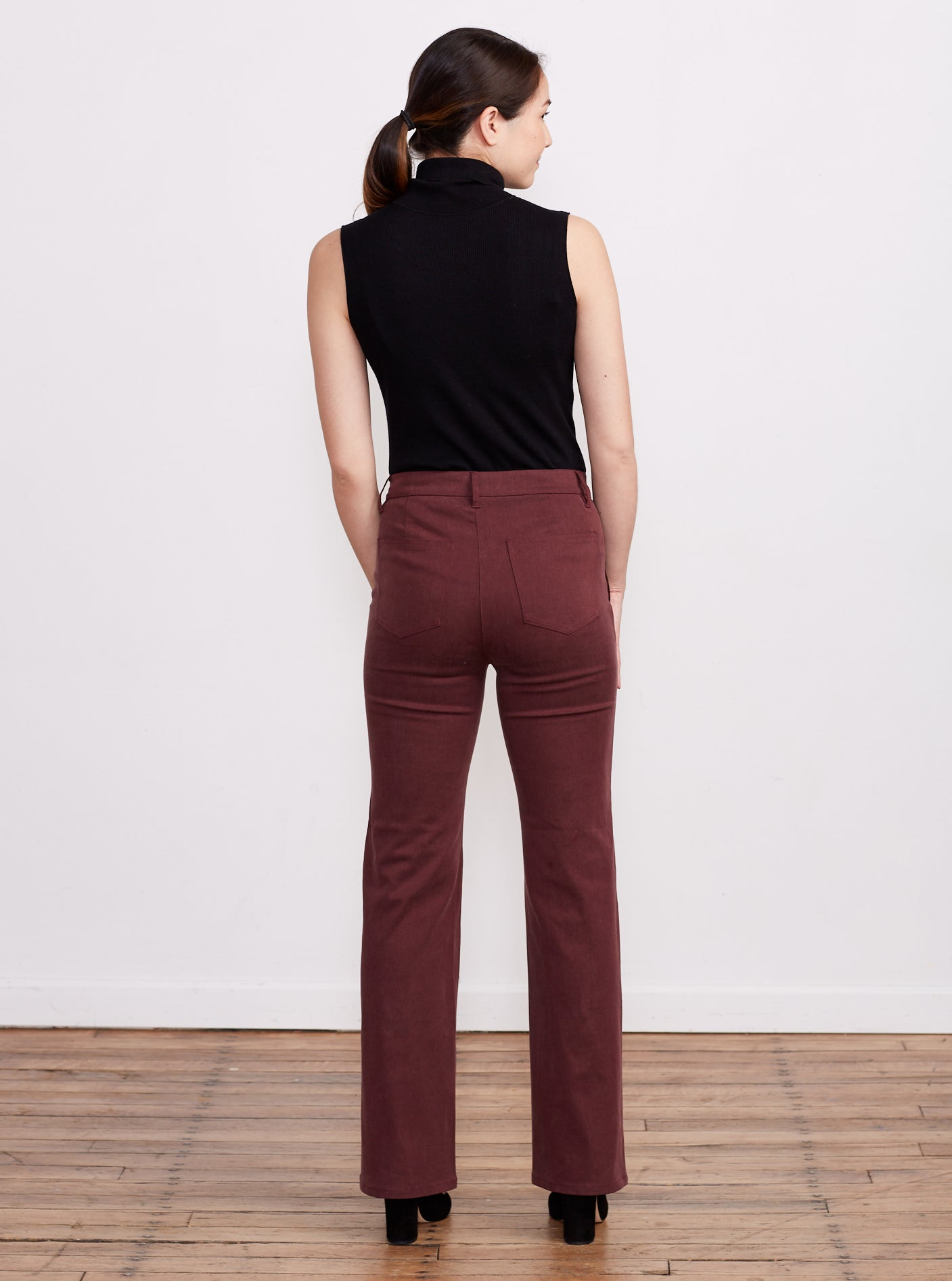 THE SCOUT PANT | CORDOVAN - SALE