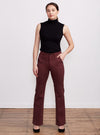 THE SCOUT PANT - Cordovan