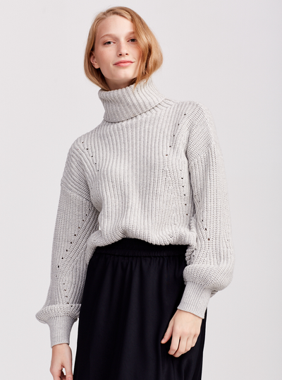 THE STATEMENT SWEATER - SALE