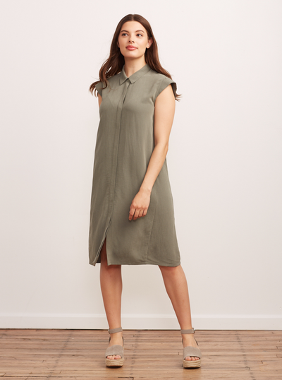 THE SUMMER SHIRT DRESS | WAVE WEAVE