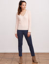 THE SLIM RIB SWEATER - SALE