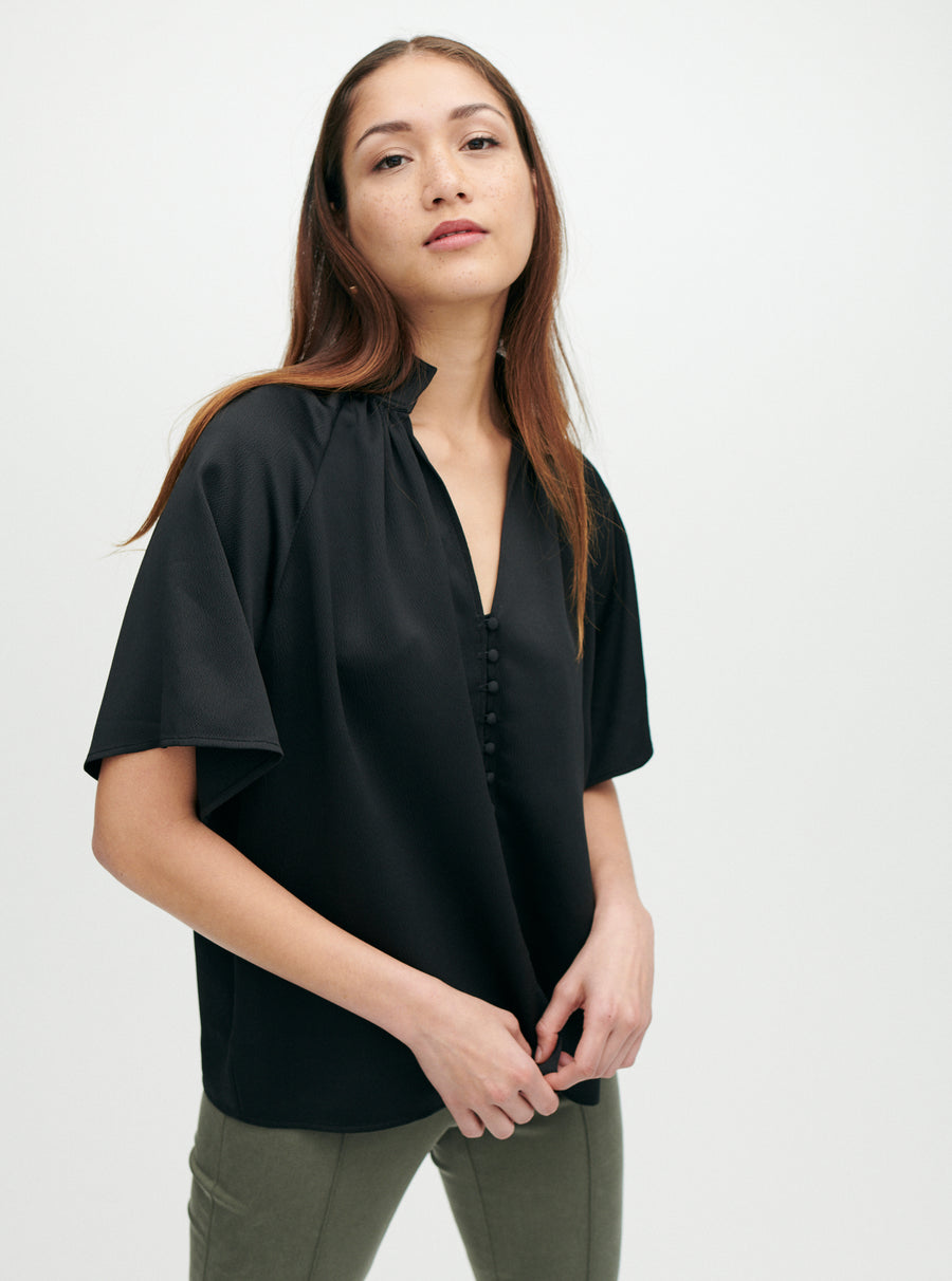 THE FLOW BLOUSE