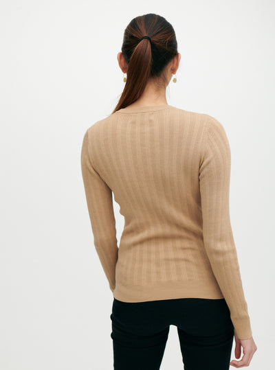 THE KNIT HENLEY - SALE
