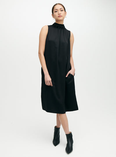 THE MUSE MIDI | BLACK - SALE