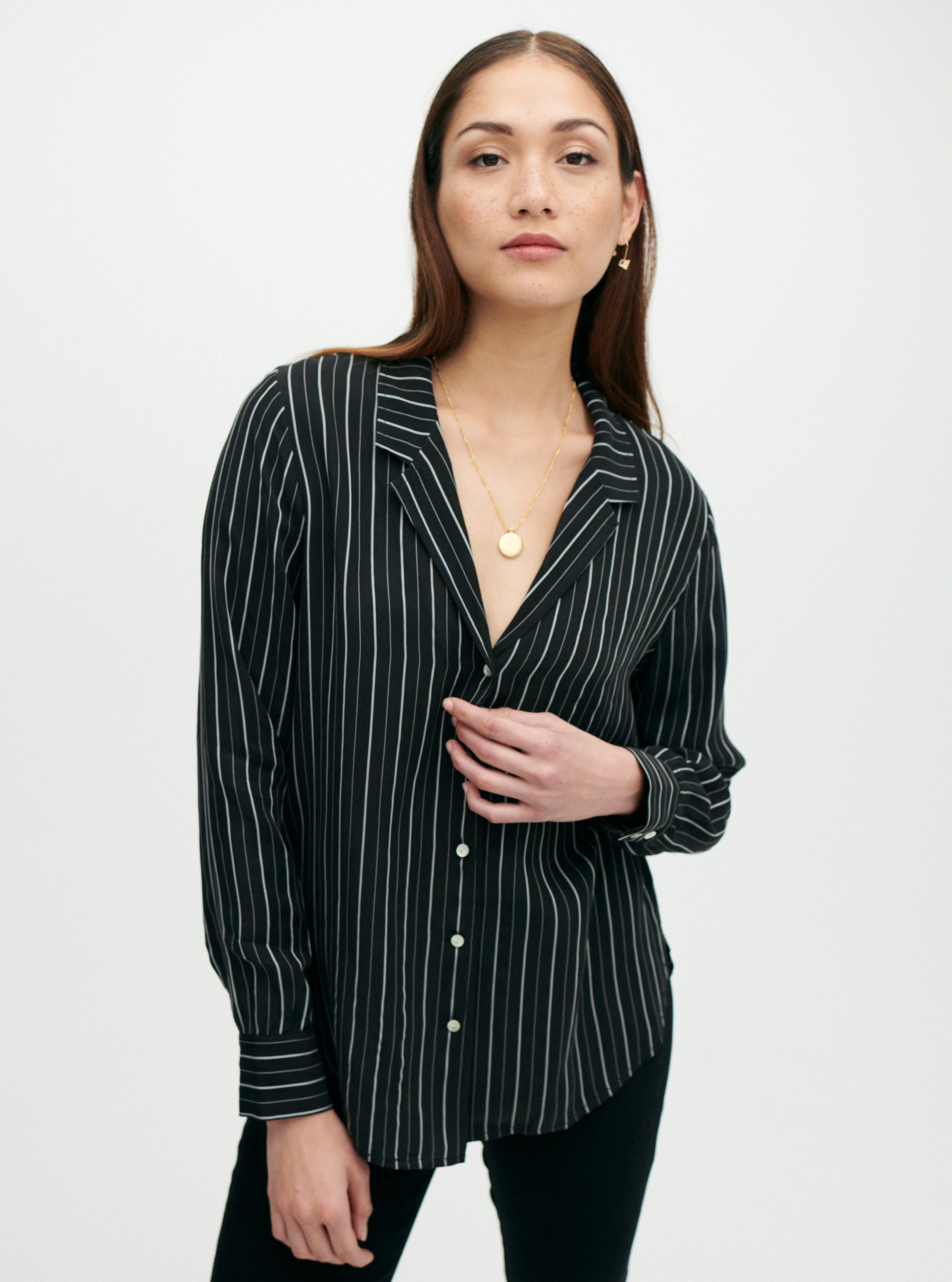 THE RELAXED BUTTON DOWN - SALE