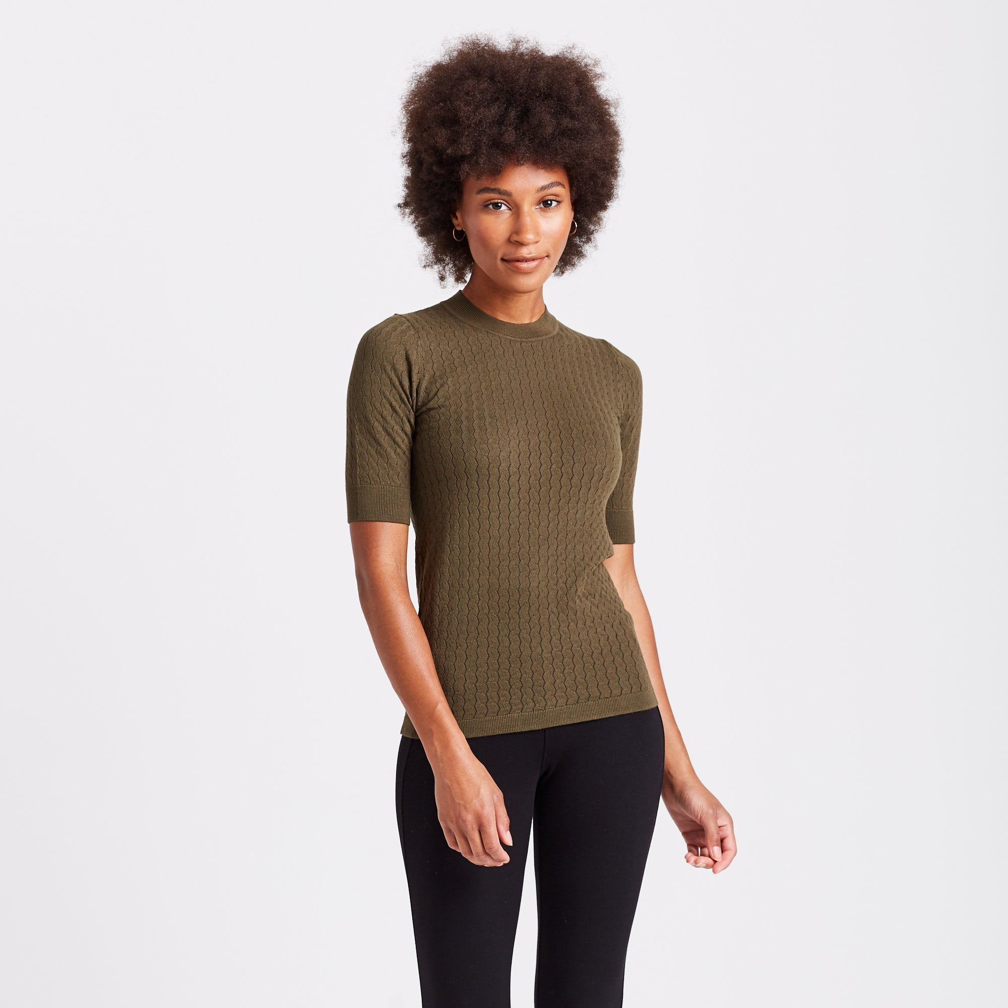 THE ZIG ZAG KNIT - SALE