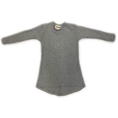 Basic Grey marle Dress