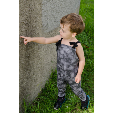 Marble Knot Overalls