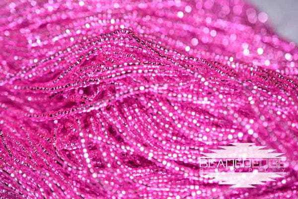 11/0 SL Hot Pink | Seed Beads