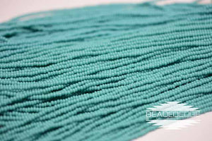 10/0 OP Green Turquoise | Seed Beads