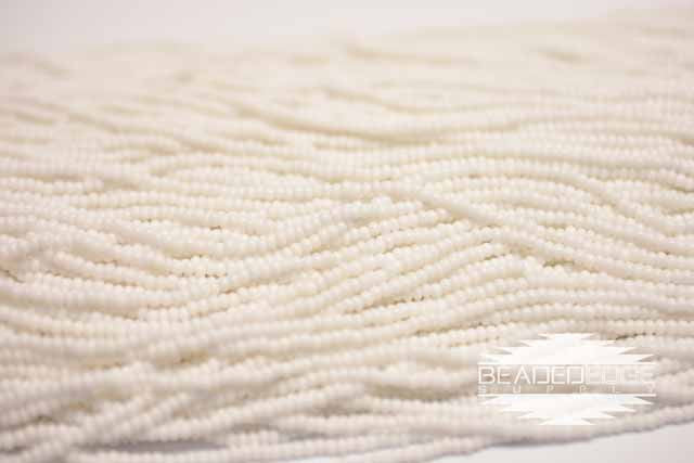 10/0 OP White | Seed Beads