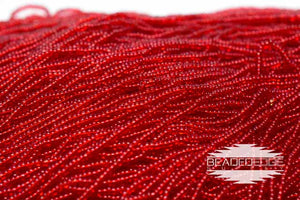11/0 TR Drk Ruby Red | Seed Beads