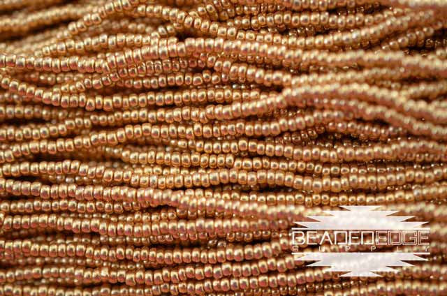 11/0 Metallic Gold | Seed Beads