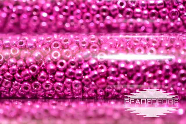 11/0 Metallic Fuschia 477 JSB