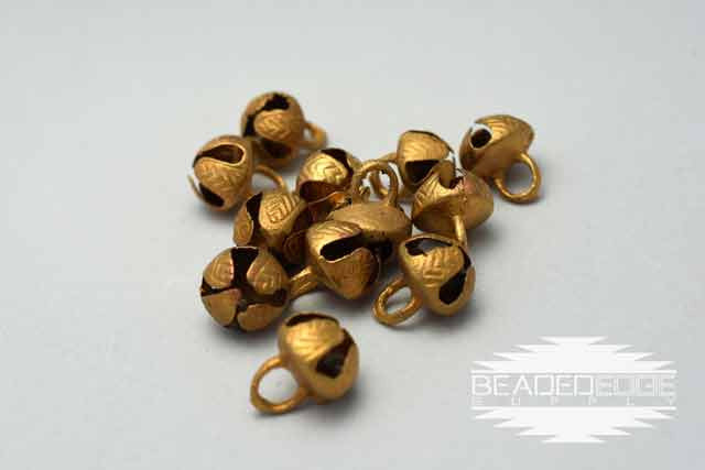 14mm Brass Bells | 12 per pack