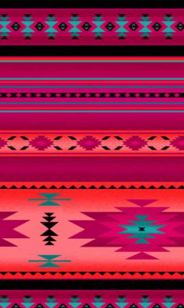 Hot Pink Tucson | Fabric