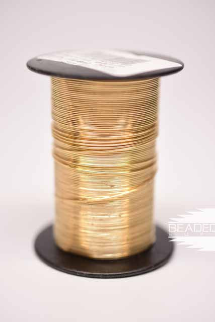 Jewelry Wire 24g | Gold