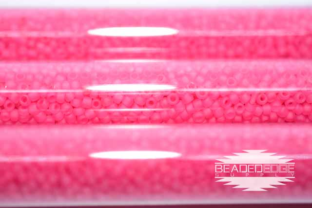11/0 Frosted Bold Pink F209A JSB