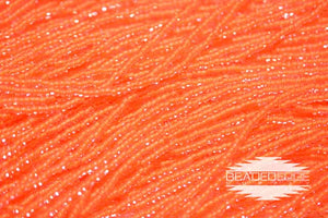 11/0 CL Neon Orange | Seed beads