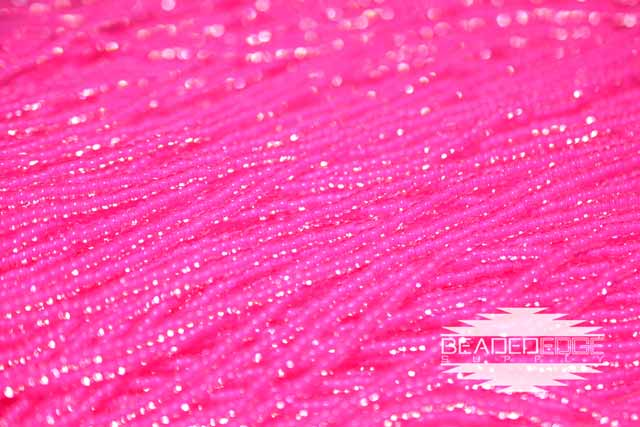 11/0 CL Neon Pink | Seed beads