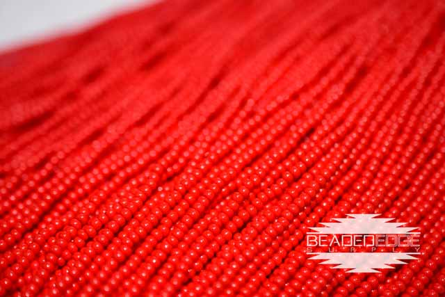 10/0 OP Red | Seed Beads