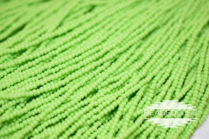 10/0 OP Lime Green | Seed Beads