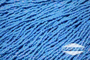 11/0 OP Denim Blue AB | Seed Beads
