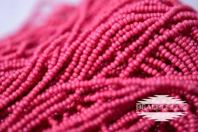 11/0 OP Amaranth Red Chalk | Seed Beads