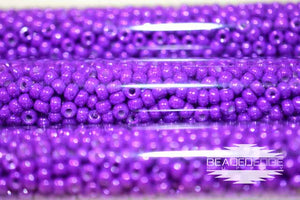 8/0 Bright Purple Luster 438 JSB