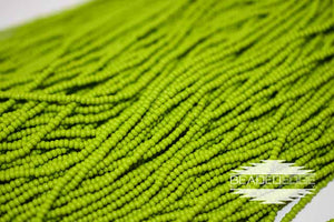 13/0 OP Olive Green | Seed Beads
