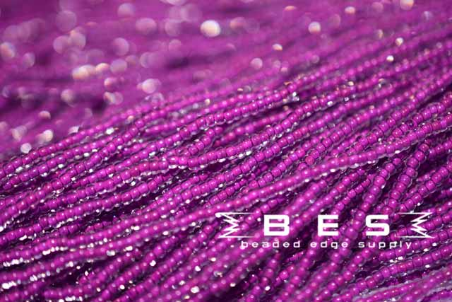 11/0 CL Neon Purple | Seed beads