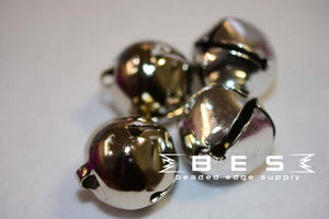 "1 1/2"" inch Silver Bells/1 bell"