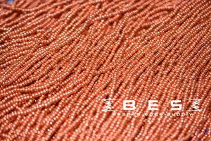 11/0 Metallic Copper | Seed Beads
