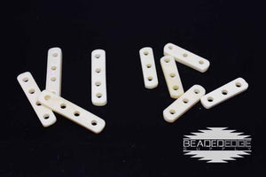 Bone Spacers | 2, 3 & 4 Hole