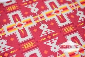 Red Tucson  | Fabric