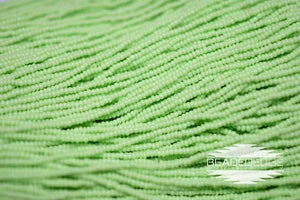 13/0 OP Lime Green | Seed Beads