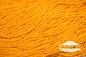 13/0 OP LT Orange | Seed Beads