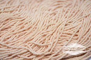 13/0 OP Eggshell Luster | Seed Beads