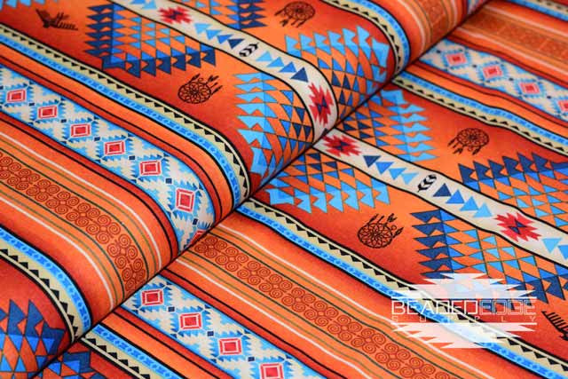 Terracota Tucson Aztec  | Fabric