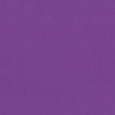 Violet Purple Solid | Fabric