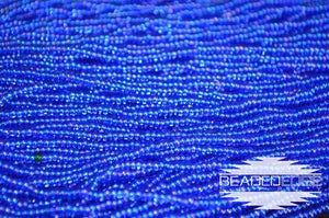 11/0 TR DRK Sapphire AB | Seed Beads