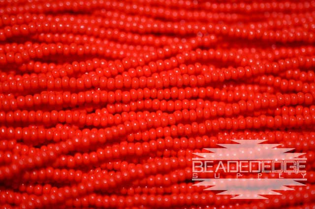 11/0 LT Red | Seed Beads